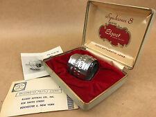 Elgeet 13mm F/1.8 Synchronex 8 D-Mount Lens For Fairchild Camera w/ Box