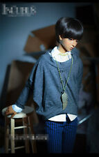 Bat Sleeve Leisure Jacket For BJD1/4 MSD 1/3 SD17 Uncle Doll Clothes CMB48