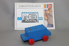 LEGO SYSTEM 4,5v MOTORE CON GARANZIA coupon Set 100