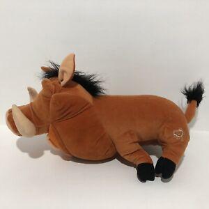 Pumbaa Warthog The Lion King Hasbro 2003 Disney Plush Toy