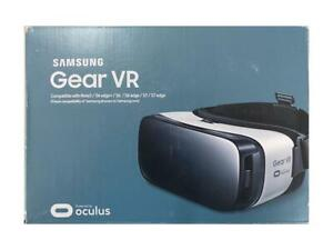 Samsung Gear VR Oculus Gaming Headset White SM-R322NZWAXAR For S7 S6 Note 5....