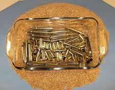 3 Lb Walnut/Corn Cob Tumbler Media -Dry Polish Treated- Polishing Tumbling Brass