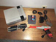 Nintendo Entertainment System - NES Lot - Console and Games PLEASE READ