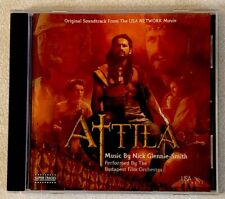 ATTILA CD SoundTrack Label Super Tracks, Music by Nick Glennie Smith