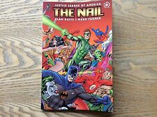 Justice League Of America, The Nail Graphic Novel #2! Look In The Shop!