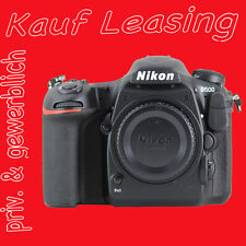 Nikon D500 Body ab 60.- EUR/mtl.* KAUF LEASING  priv/gew. mit Übernahme !!