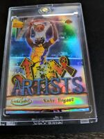 2000-01 TOPPS GOLD LABEL KOBE BRYANT JAM ARTISTS #JA8 LAKERS MINT REFRACTOR RARE