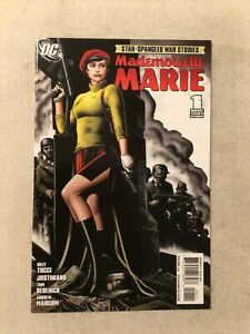 STAR SPANGLED WAR STORIES: MADEMOISELLE MARIE NM 9.4 ONE-SHOT ISSUE
