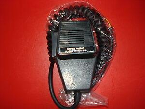 MIC FOR OLDER MIDLAND CB RADIO 5 PIN MICROPHONE coffin mic SEE LIST MAXCOM ETC