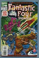 Fantastic Four Unlimited #3 1993 Marvel Comics