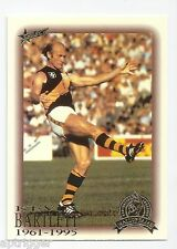 1996 Select Hall of Fame (82) Kevin BARTLETT Richmond