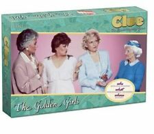 USAopoly CL118-506 The Golden Girls Clue Board Game