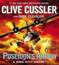 Poseidon's Arrow CD A Dirk Pitt Novel Clive and Dirk Cussler Unabridged