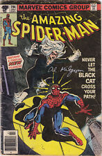 The Amazing Spider-Man [1979] #194 Marvel Signed Al Milgram 1st App of Black Cat