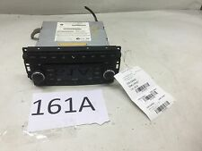 07 08 09 10 JEEP GRAND CHEROKEE AUDIO AM FM RECEIVER CD PLAYER 161A S