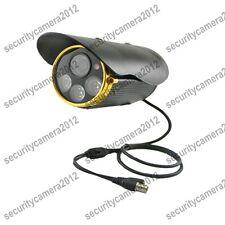 HD Outdoor Sony Effio-E 700TVL 25mm Array IR Waterproof CCTV Security Camera OSD