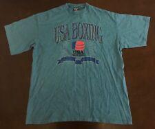 Rare Vintage 1994 USA Boxing T Shirt