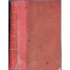 TOLLA par Edmond ABOUT Premier Roman dédié à Mme David d'Angers Éd Hachette 1856