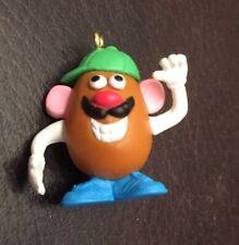 Rare 2000 Hallmark Mr Potato Head Miniature Christmas Ornament - New In Box