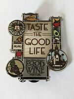 2020 Food & Wine Festival DLR Disneyland Resort DCA California Adventure LE Pin