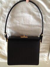 NWT PRADA Bicolor Box Leather Shoulder Bag B5043C RRP €2000