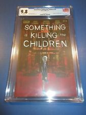 Something is Killing the Children #16 Hot Title CGC 9.8 NM/M Gorgeous Gem Wow