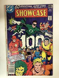 SHOWCASE #100 VF 1978 DC BRONZE AGE COMICS