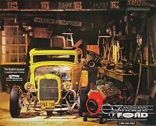 FREE SHIPPING! 1932 FORD DEUCE COUPE FROM THE MOVIE AMERICAN GRAFFITI POSTER