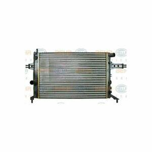 Radiateur de refroidissement HELLA Radiateur de refroid Opel Astra Zafira *NEUF*