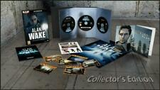 Alan Wake - Limited Collector's Edition PC + Soundtrack Postcards Poster - New