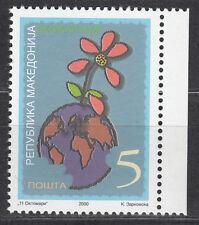 Makedonien / Mazedonien Nr. 199** Internationaler Tag der Umwelt