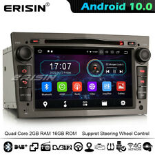 CarPlay Android 10.0 GPS Autoradio DAB+ Opel Zafira Astra Vectra Corsa Signum CD