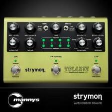 Strymon VOLANTE Magnetic Echo Machine Guitar Effect Pedal
