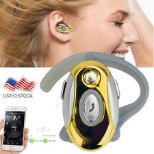 Bluetooth Headset One Ear Earphone Earpiece for Motorola Moto Edge+ Moto G Play