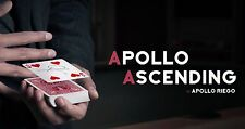 Apollo Ascending by Apollo Riego and SansMinds Card Levitation Magic Tricks