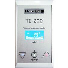 Thermostat TE200 für den Betrieb von bis zu 40m² floorino Fußbodenheizung Regler