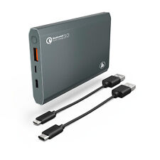 Hama Power Pack Pa12 12000mah Anthrazit (00183352)