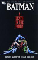 Batman Death in the Family GN Jim Starlin George Perez Death Robin Joker New NM