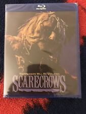 Scarecrows (Blu-ray) - Shout / Scream Factory ~ OOP
