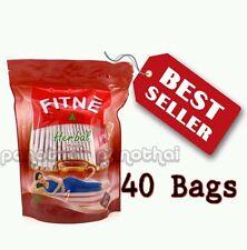 4x40 BAGS FITNE HERBAL TEA - diet slimming weight loss