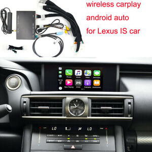 Wireless Carplay for Lexus IS 2014-2020 Ios Airplay IS300 IS350