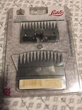Lister 258-13040 Wiard Sheep 13-Tooth Replacement Blades Clippers Trimmers Shear