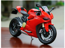 Maisto 1:12 Ducati 1199 Panigale Diecast Motorcycle Motor Bike Model Toys Red