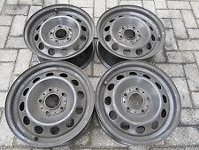 4 Stahlfelgen 6,5Jx15H2 ET42 3er BMW E46 316i, 318i
