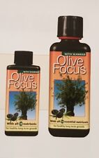 OLIVE FOCUS - 1 Litre - Nutrients for Olive Trees