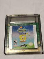 SpongeBob Squarepants:Legend of the Lost Spatula GameBoy Color Cartridge
