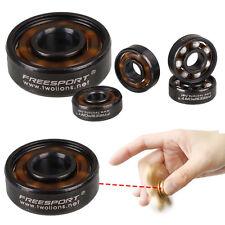 608 Ceramic Speed Wheels Bearing For Finger Spinner Skateboard Skate Roller '