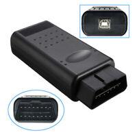 D23C OBD2 OP-Com USB fü Opel Single Layer PCB Adapter Firmware v1.99 2014V OPCOM