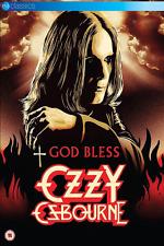 God Bless Ozzy Osbourne [DVD] BRAND NEW SEALED FAST FREE DELIVERY