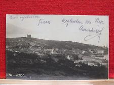 Fotokarte - Senj / Zengg / Segna - gel 1917